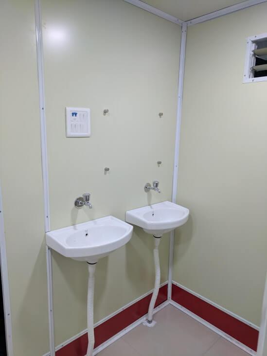 Toilet complex 3