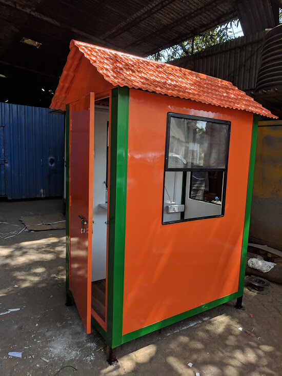 Toll cabins