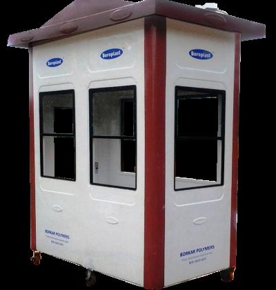 Prefab-cabin-three-seater